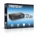 Switch TRENDNET PoE+ Gigabit 8 ports 10/100 Mbps 12W