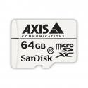 AXIS Carte microSD 64Go 10 Pieces
