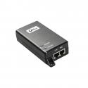MicroConnect Injecteur PoE+ 30W 802.3af/at