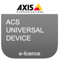AXIS CAMERA STATION UNIVERSAL DEVICE E-LICENSE