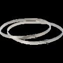 AXIS Colliers en acier 1450 mm