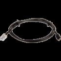 Câble noir de 1m AXIS F7308 4 Pièces