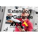 Extension de garantie 2 ans pour AXIS Q6125-LE