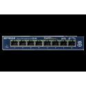 Switch NETGEAR GS108GE 8 ports