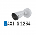 Kit vérificateur de plaques d'immatriculation AXIS P1445-LE-3